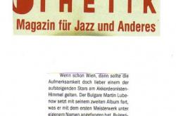 Jazzthetik 2006.03 (cover)
