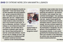 DE EXTREME WERELDEN VAN MARTIN LUBANOV